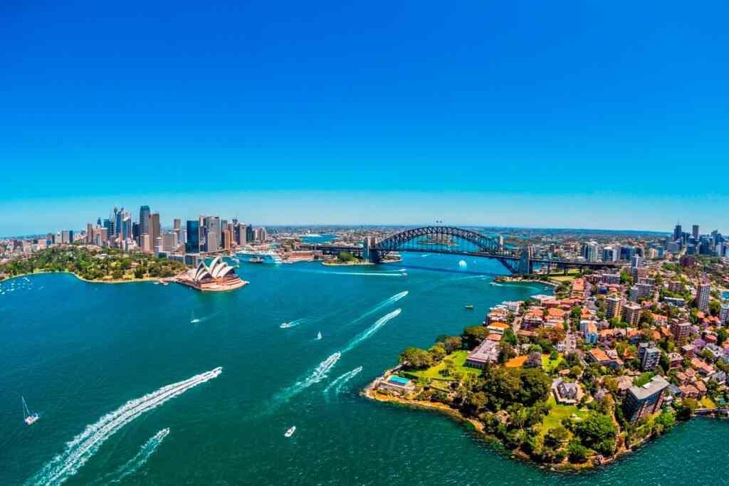 thành phố du học Úc