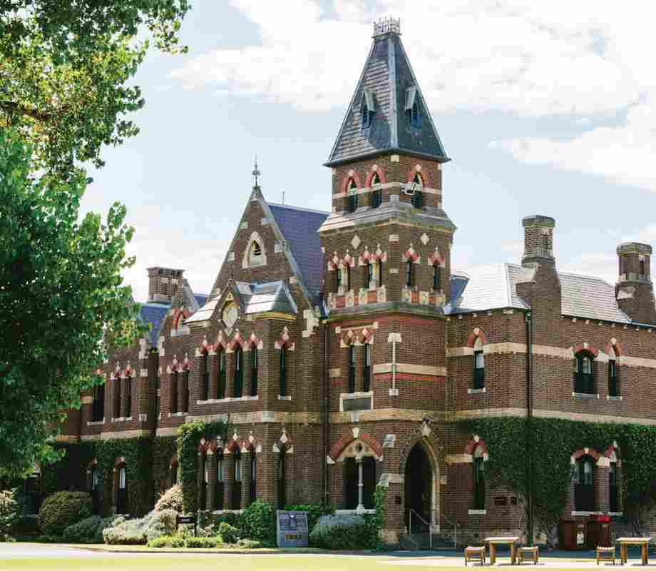 trường du học Úc