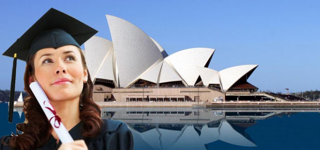 học bổng toàn phần AusAID Úc