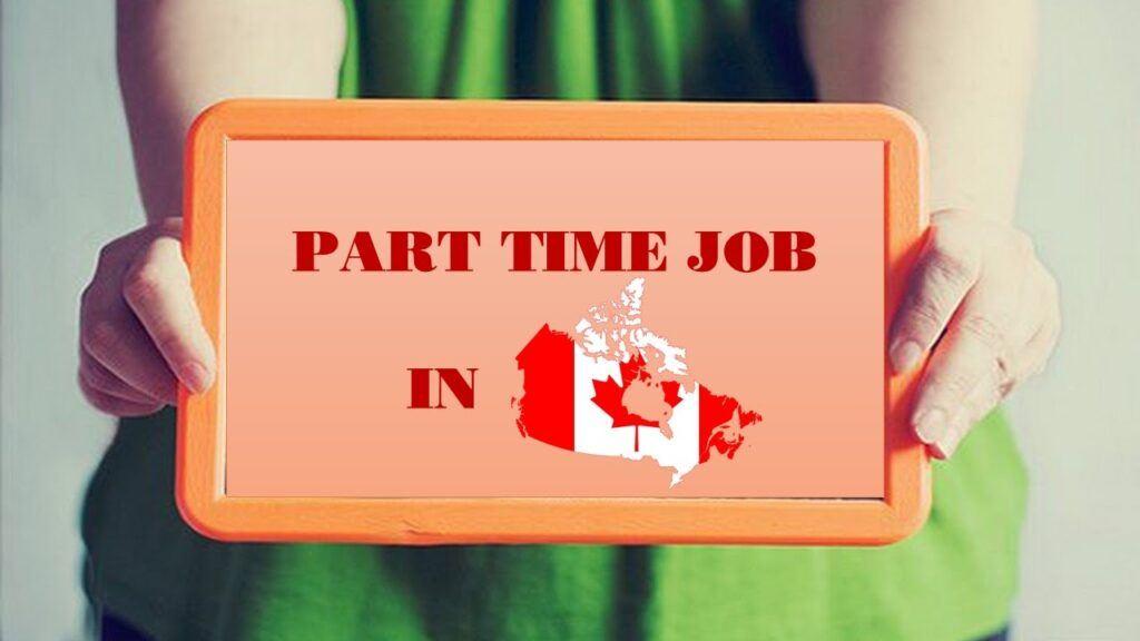 việc làm thêm tại Canada