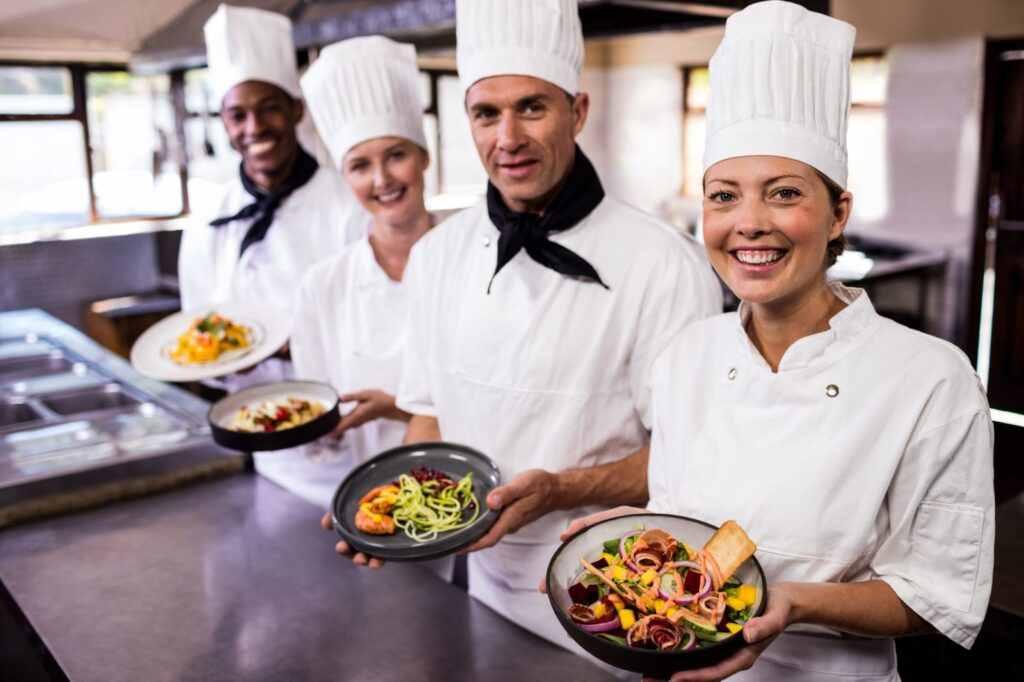 Du học ngành ẩm thực ở Canada