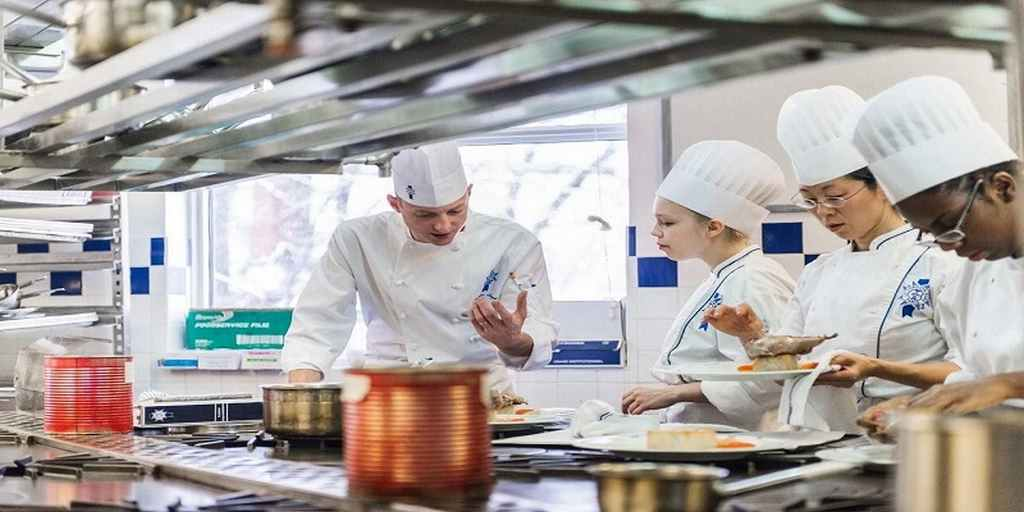 Du học nghề bếp tại Úc