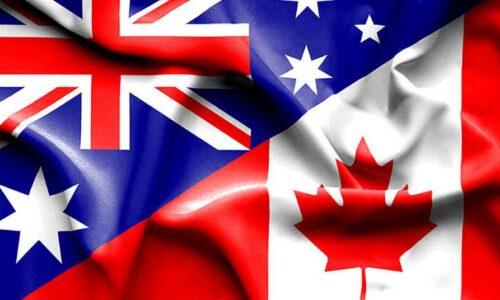 Nên du học Úc hay Canada? Lựa chọn nào tốt?