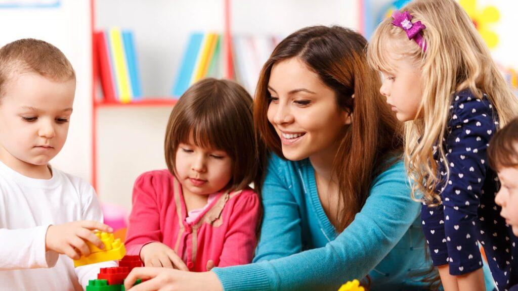 Ngành giáo viên mầm non có nhu cầu nhân sự cao, cơ hội định cư tốt
