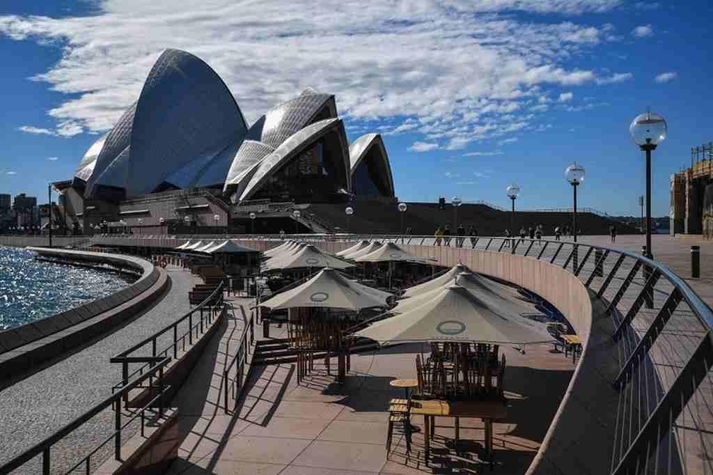 Thành phố du học Úc Sydney