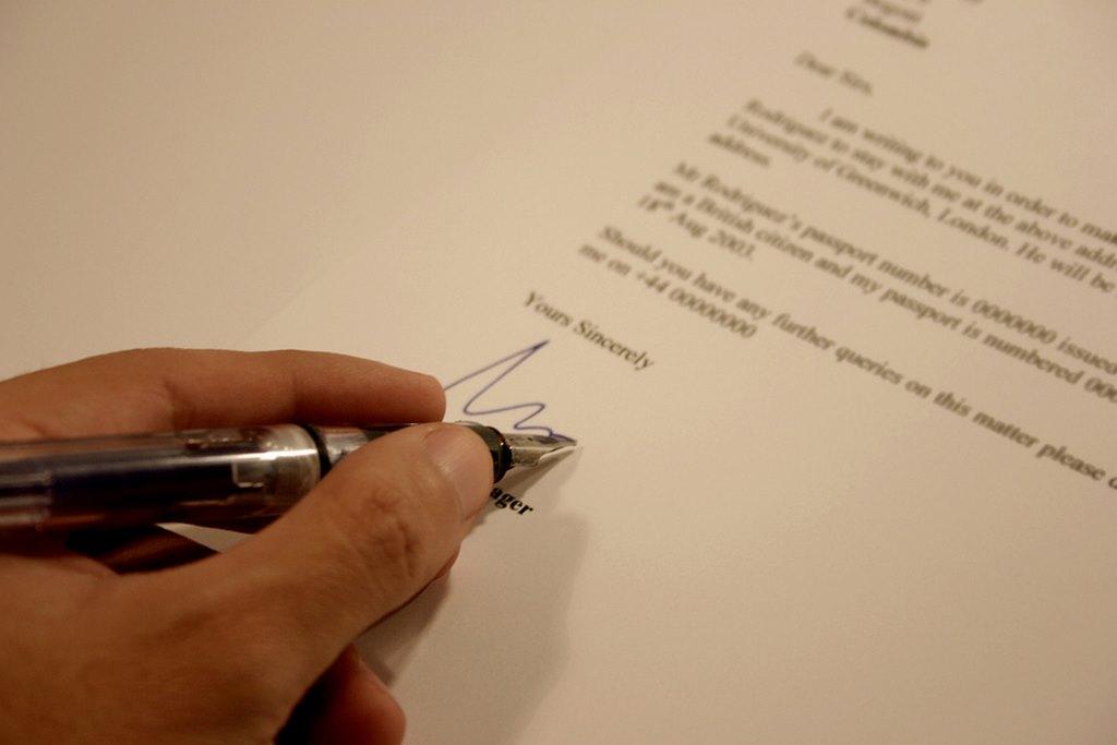 Cách viết email xin thư giới thiệu du học