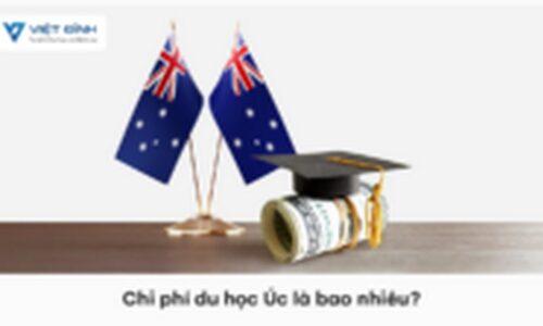 Chi phí du học Úc - Học phí, nhà ở, sinh hoạt [Cập nhật 2021]
