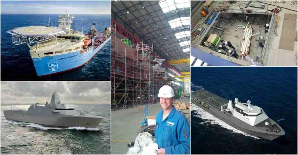 Du học Úc ngành Hàng hải