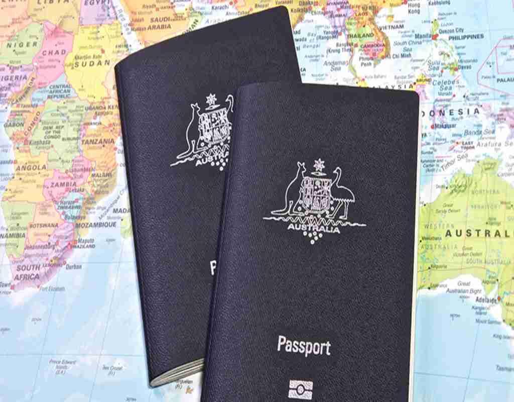 các loại visa úc