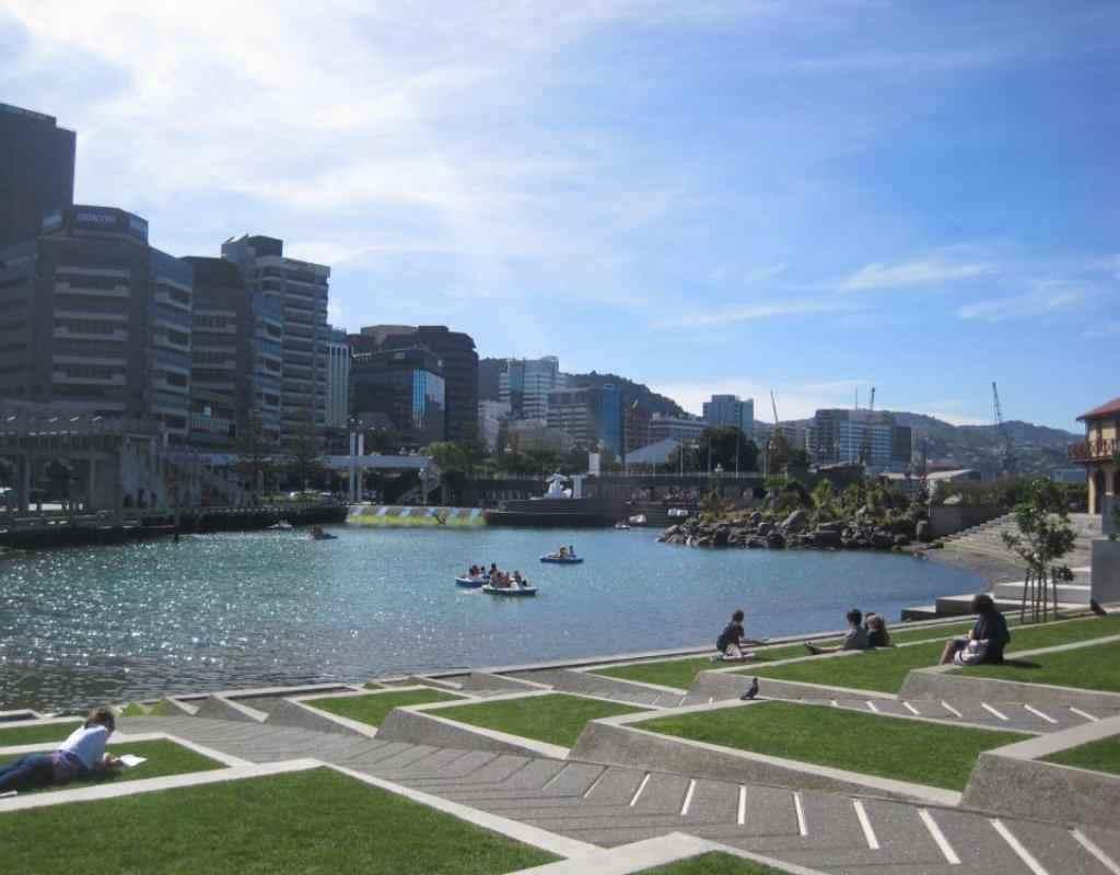 các thành phố của New Zealand
