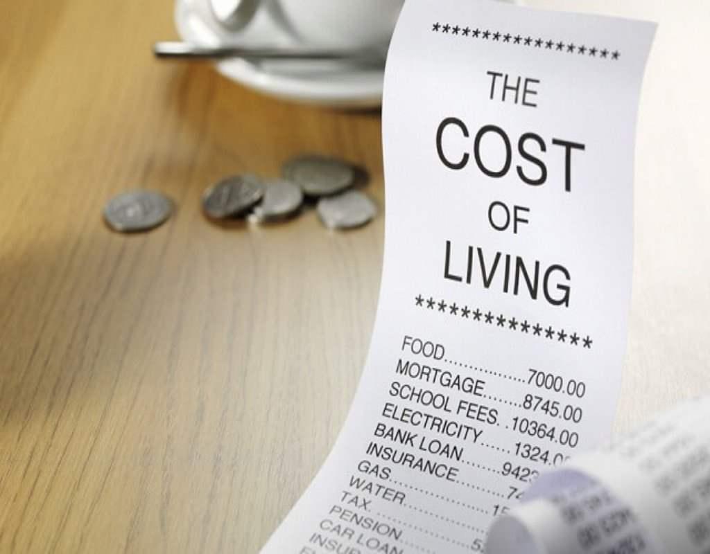 chi phí sinh hoạt ở úc
