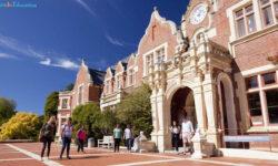 Học bổng Đại học Lincoln kỳ tháng 2/2022