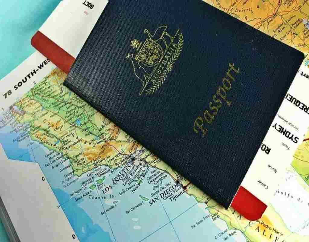 lệ phí visa úc