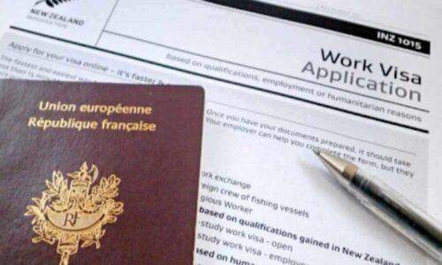 Hướng dẫn cách làm thủ tục xin visa New Zealand chi tiết