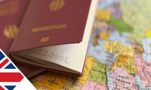 Thông tin xin visa du học Anh cập nhật 2021