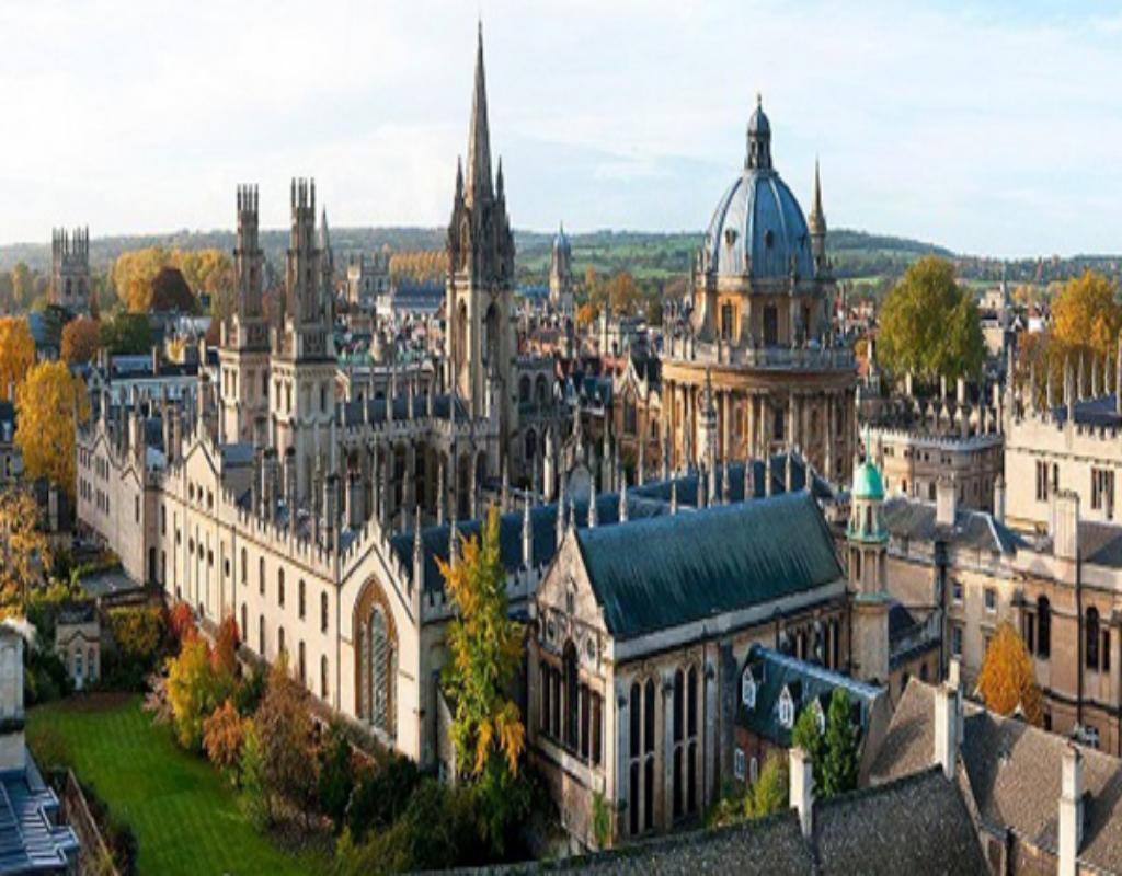 Oxford xếp hạng thứ 99.5 trên tổng tất cả các trường đại học trên toàn thế giới
