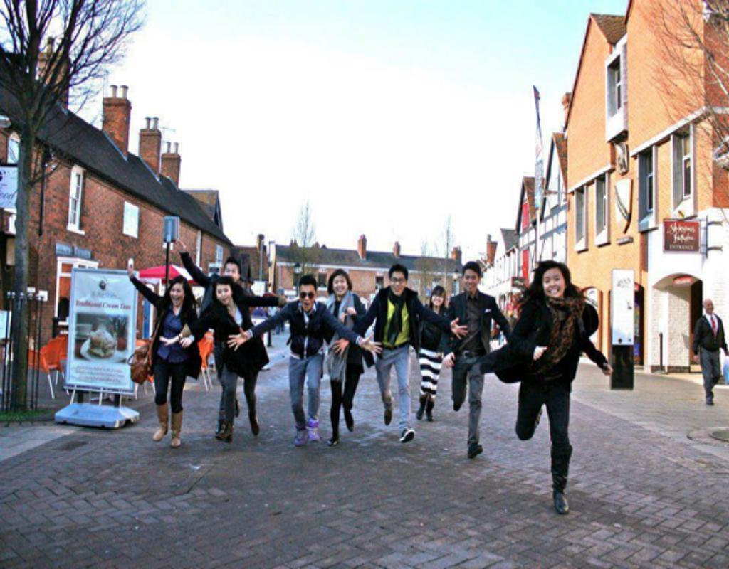 University College London là một trường đại học có thứ hạng cao trên toàn thế giới.