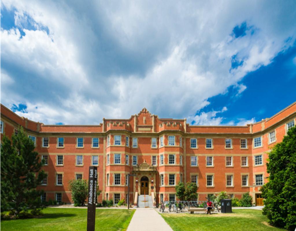 Đại học Alberta tọa lạc tại thị trấn Edmonton, tỉnh Alberta