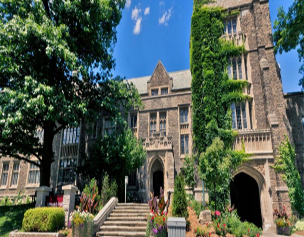 Đại học McMaster được biết đến là trường đổi mới nhất ở Canada
