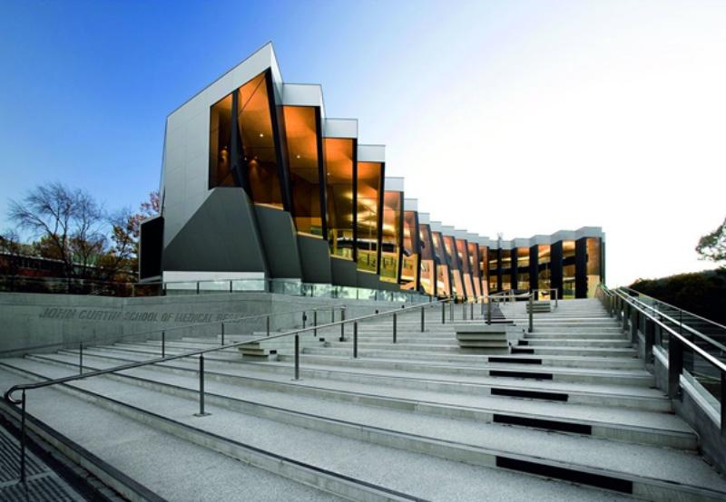 Khuôn viên Đại học Quốc gia Úc (Australian National University)