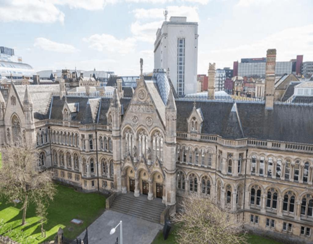 Nottingham Trent University (NTU) là trường đại học nghiên cứu công lập