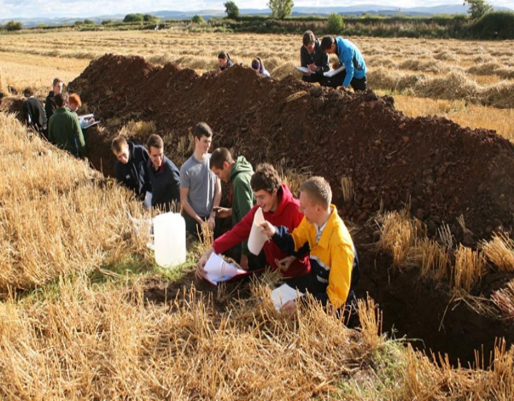 Curtin University(úc) là một trong những trường đại học hàng đầu về giảng dạy chuyên ngành nông nghiệp