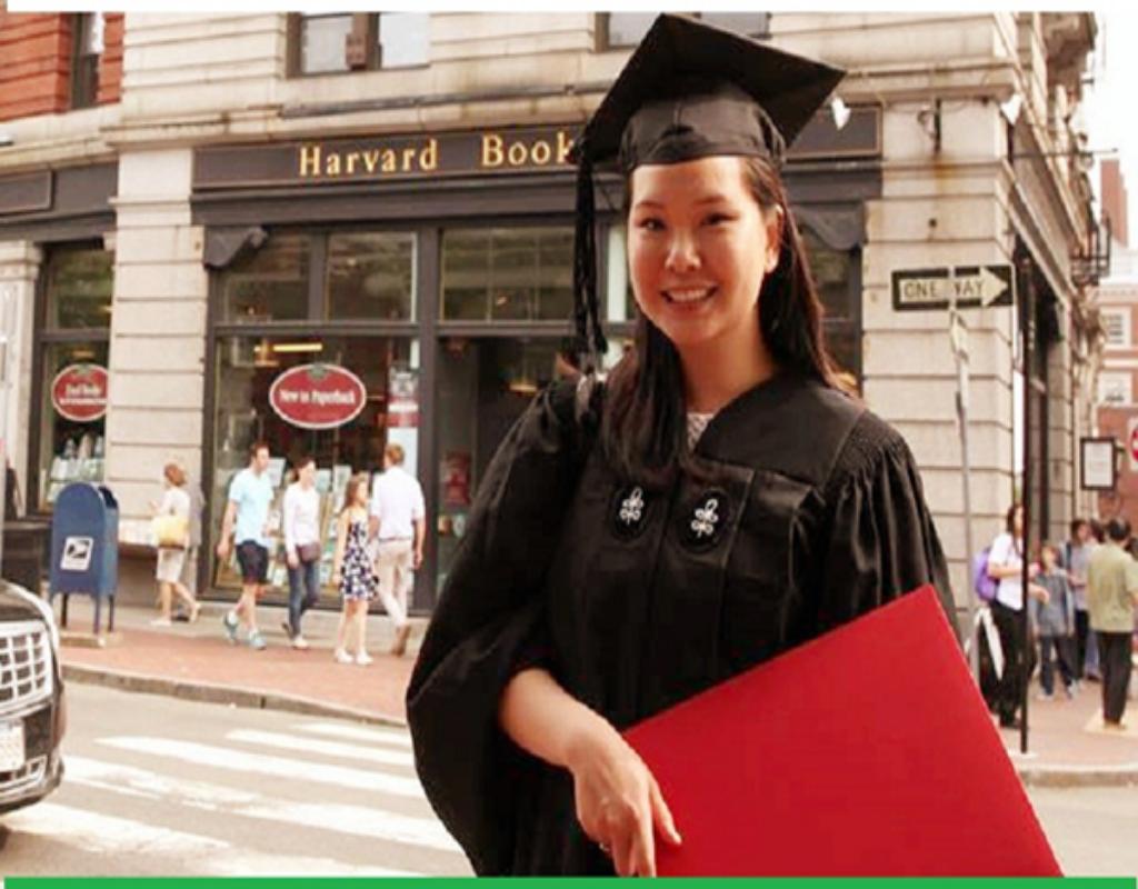Harvard University là ngôi trường lý tưởng để bạn học tập và rèn luyện
