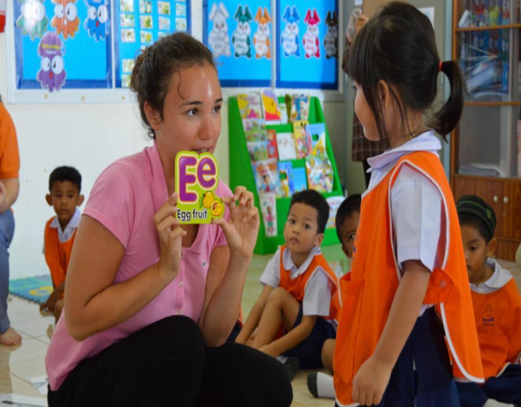 Những công việc đầy ý nghĩa khi làm tình nguyện