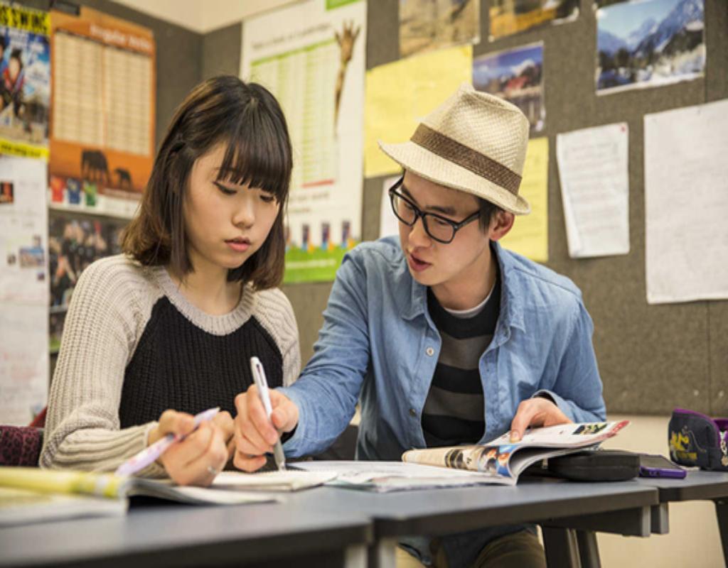 Học viện kỹ nghệ giảng dạy các chương trình học nghề và các khóa huấn luyện chuyên nghiệp
