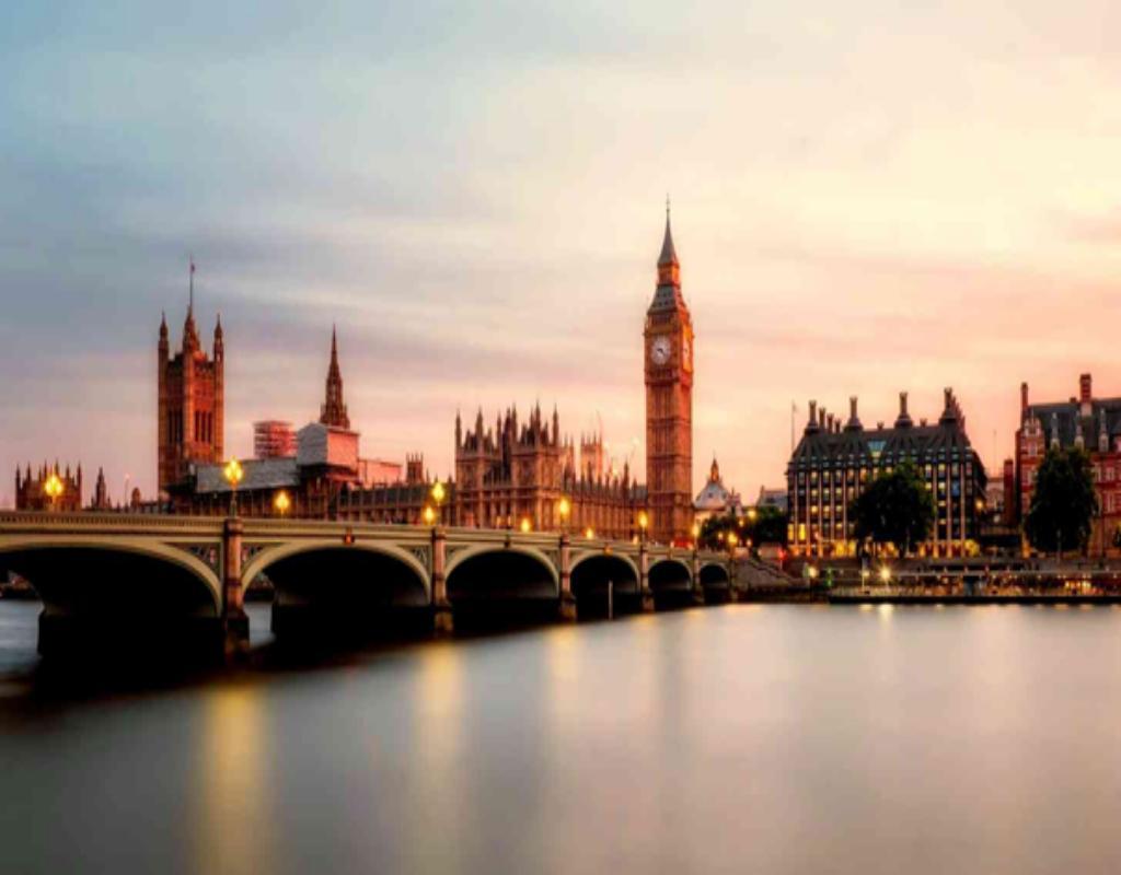 London - Vương Quốc Anh là điểm đến hàng đầu cho các du học sinh quốc tế