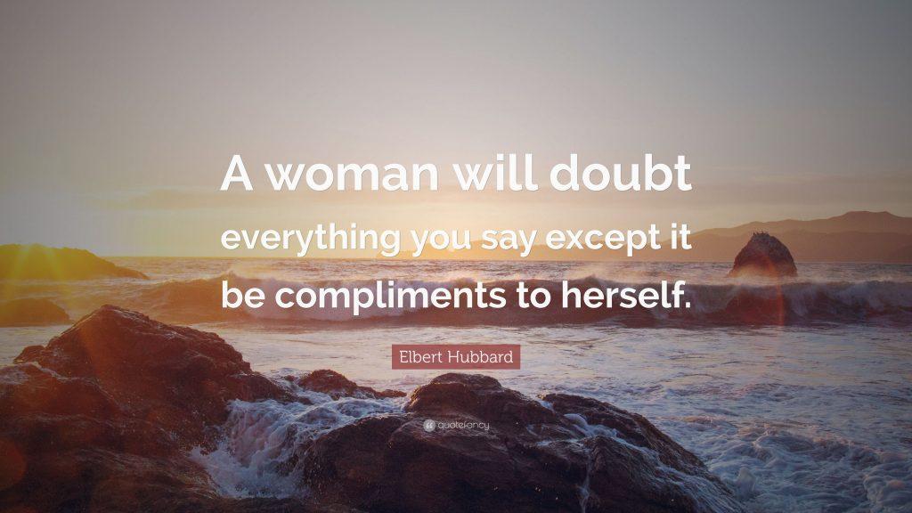 câu nói hay về phụ nữ bằng tiếng anh