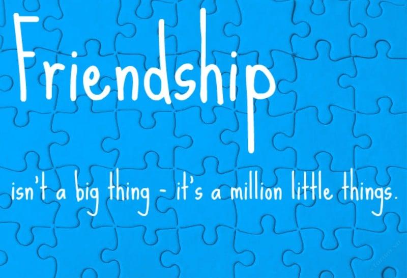 Những câu nói hay về tình bạn tiếng Anh