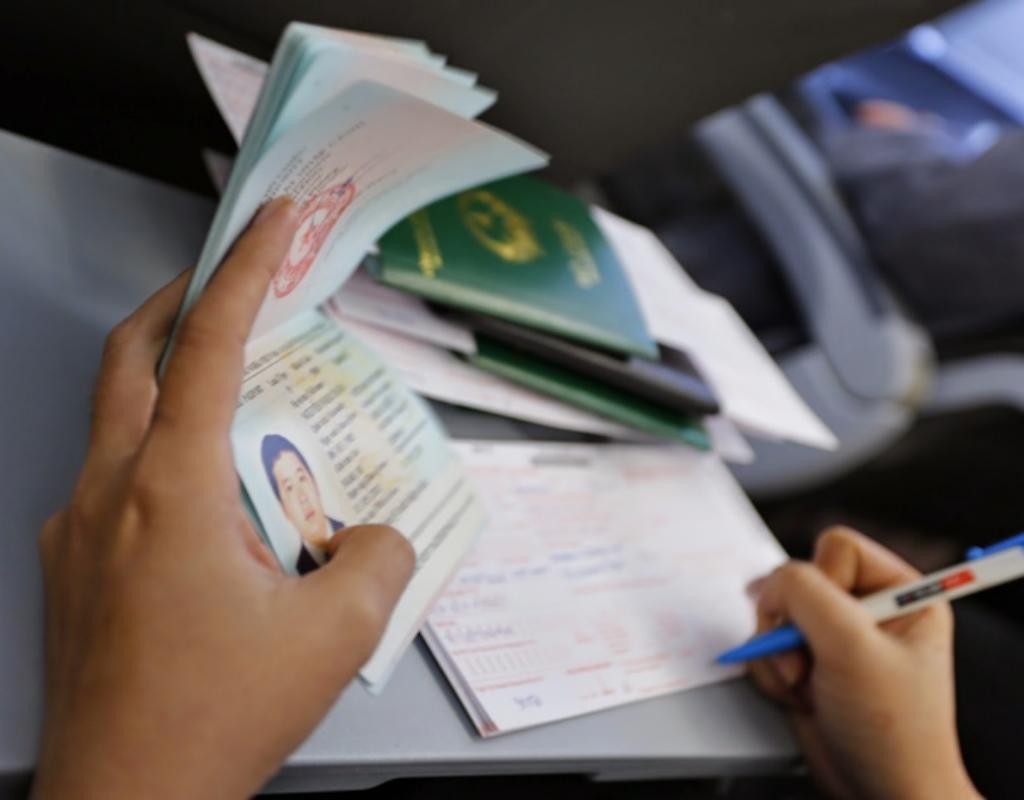 Một số thủ tục cần hoàn thiện và chờ đợi cấp lại hộ chiếu  hay giấy thông hành