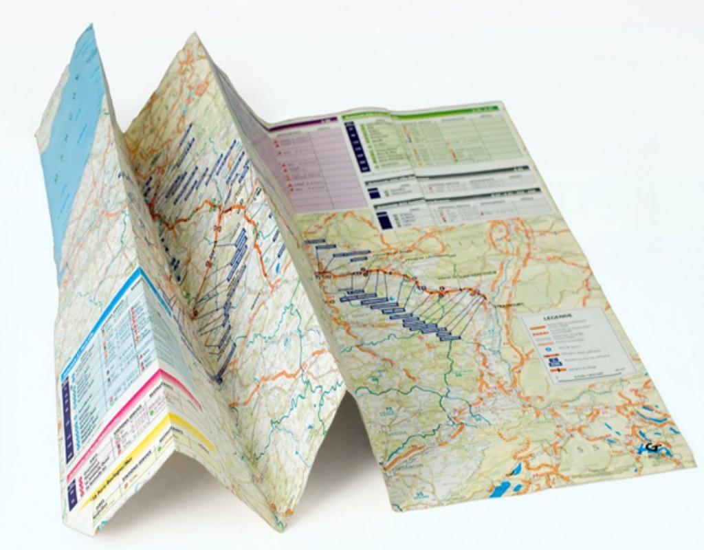 Bản đồ truyền thống sẽ giúp các em có nhiều tư duy và tích lũy thông tin