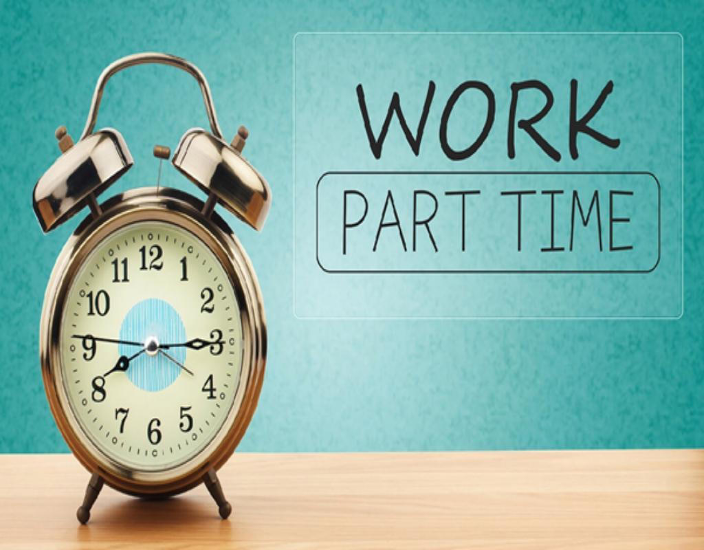 Làm các công việc part – time cũng giúp các sinh viên có thêm khoản thu nhập